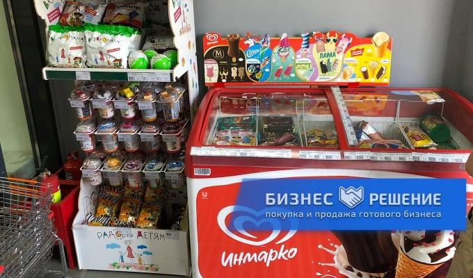 Продуктовый мини-маркет в СВАО