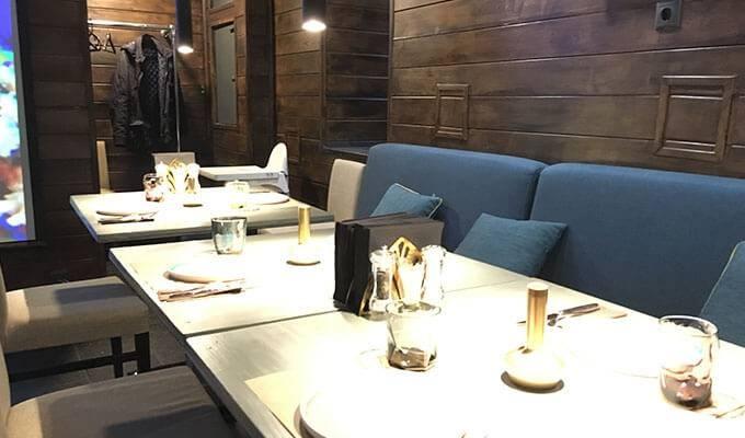 Ресторан-бар на Патриарших прудах с отличными перспективами