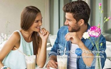 Служба знакомств с крупной франчайзинговой сетью