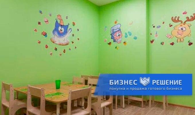 Работающий детский сад в г. Видное