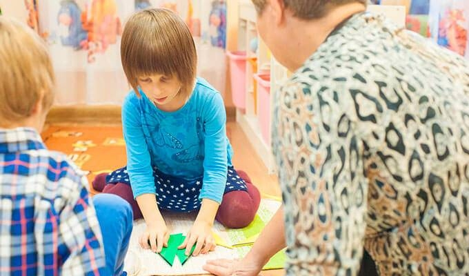 Детский сад и Детский развивающий центр в ВАО