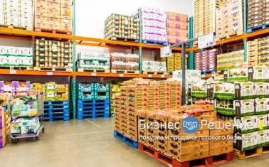 Оптово-розничная компания (продукты питания)