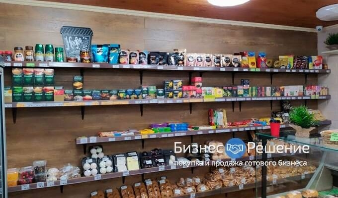 Продуктовый магазин в г. Видное