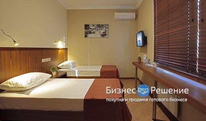 Отель возле Крокус Экспо