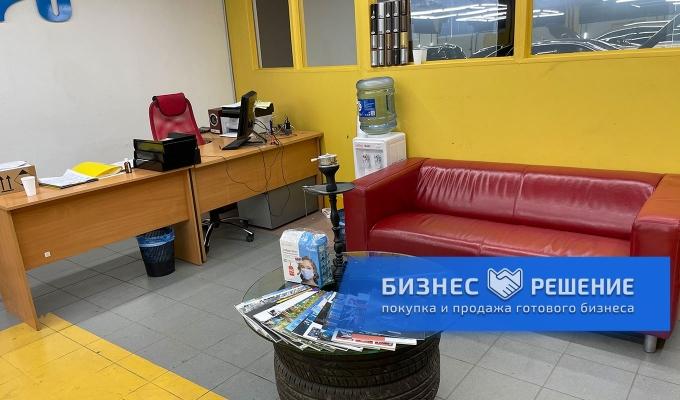 Укомплектованный детейлинг-центр 1000 кв.м.