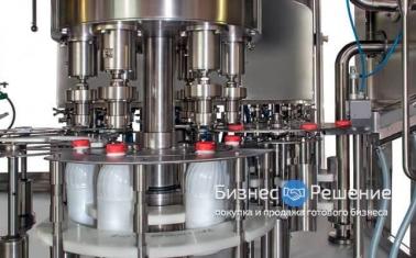 Известный завод молочной продукции из натурального сырья