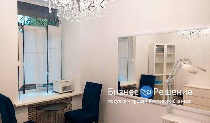 Салон красоты в центре Москвы