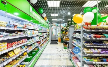 Продуктовый магазин у метро Аннино