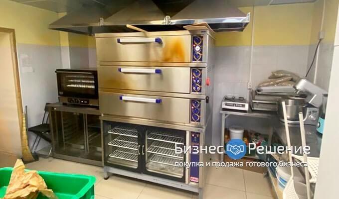 Пекарня на Таганской