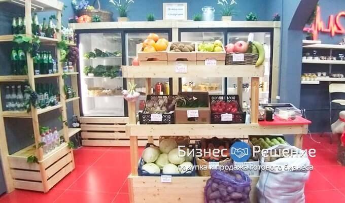 Фермерский магазин во Внуково