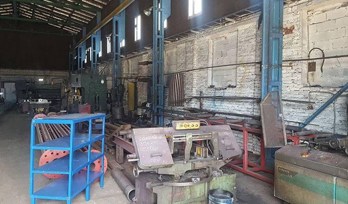Производство оборудования и металлоконструкций