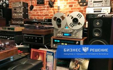 Сервисный центр по ремонту аудио техники в СПб