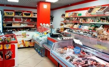 Продуктовый магазин в ТИНАО