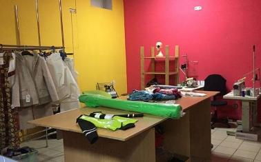 Производство и магазин одежды — 20 лет работы