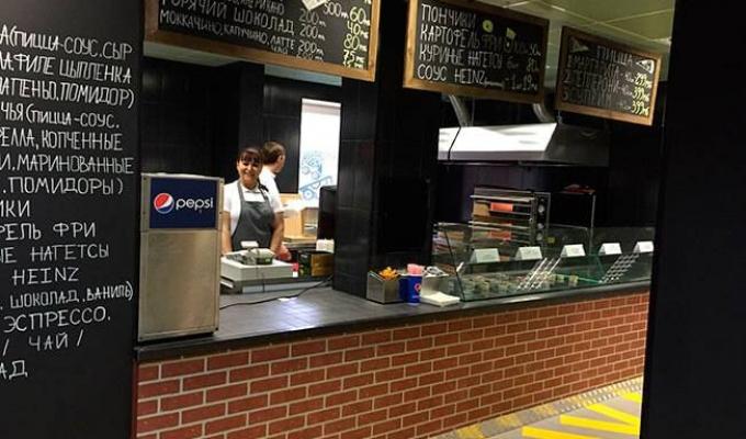 Кафе-пиццерия без конкурентов с прибылью 350000р.