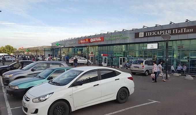 Арендный бизнес возле станции метро