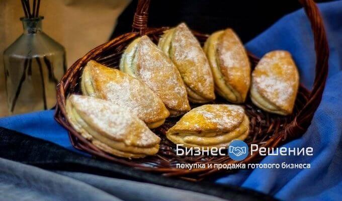 Действующая пекарня в МО