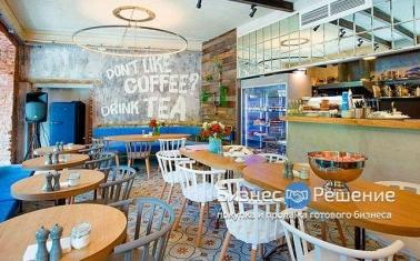 Кафе-кондитерская в центре Москвы