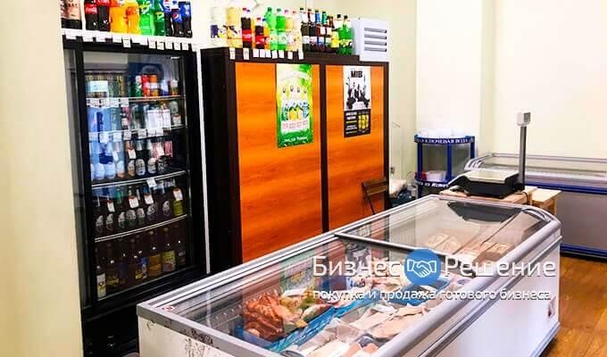 Магазин белорусской еды и косметики в САО