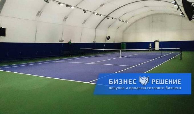 Теннисный комплекс в престижном районе Москвы