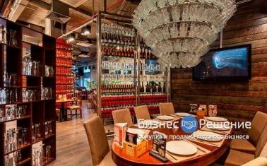 Элитный ресторан в ЦАО