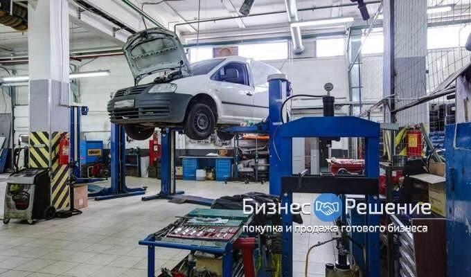 Автосервис у метро Первомайская