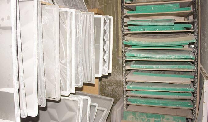Производство гипсовых панелей и мягкой мебели