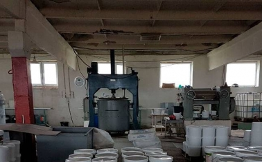 Завод по производству отделочных материалов