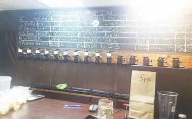 Магазин крафтового пива и сидра у метро Кузьминки