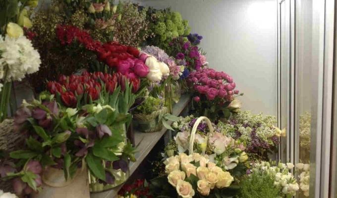 Цветочная мастерская рядом с Москва сити