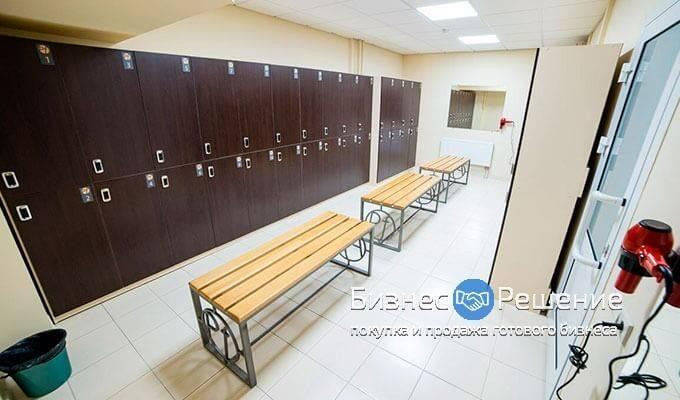 Фитнес-клуб в Московской области