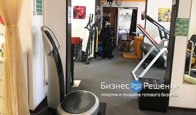 Фитнес-центр в ЮЗАО