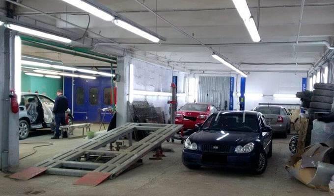 Автотехцентр в Зеленограде — прибыль 400 тыс.