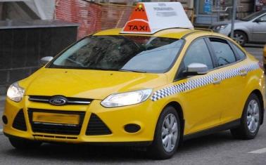 Рентабельная служба такси с собственным автопарком