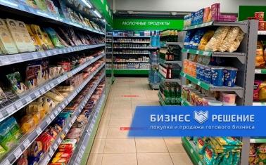 Продуктовый магазин у метро Университет