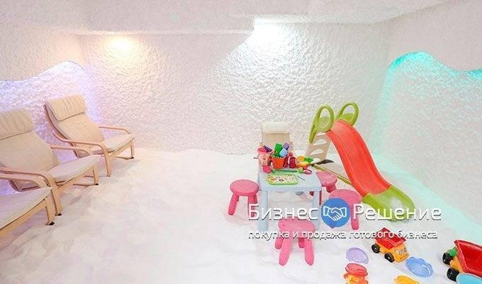 Частный детский сад с бассейном