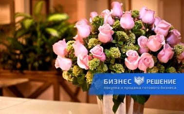 Цветочный магазин от известной франшизы