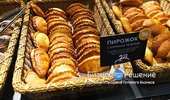 Пекарня у метро Октябрьская