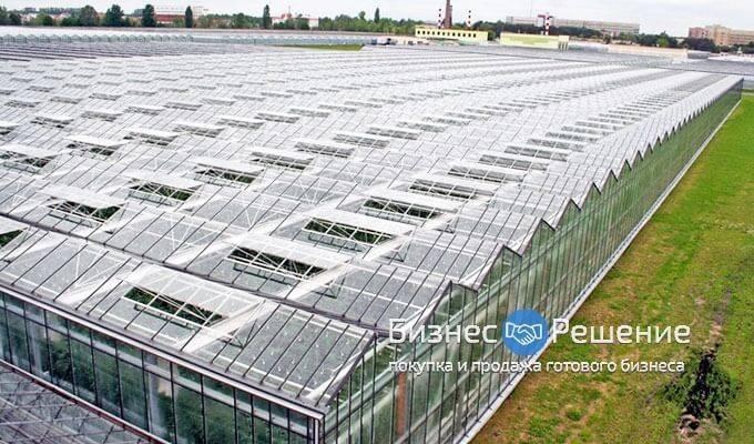 Завод по производству тепличных конструкций