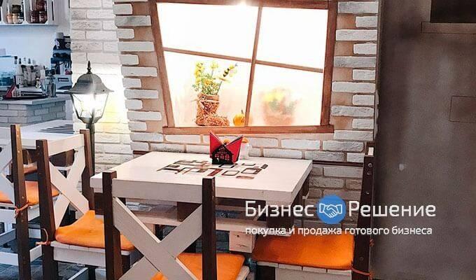 Кафе в районе Гальяново с большой базой клиентов