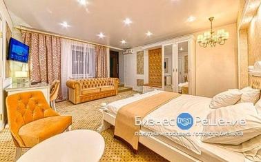 Отель 4 звезды в центре Москвы
