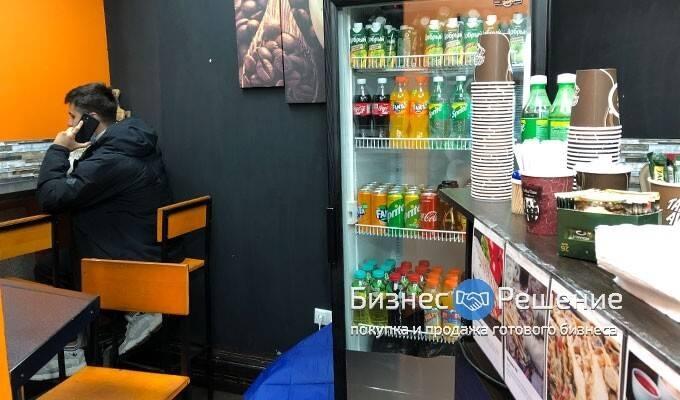 Кафе уличной еды у метро Рязанский проспект