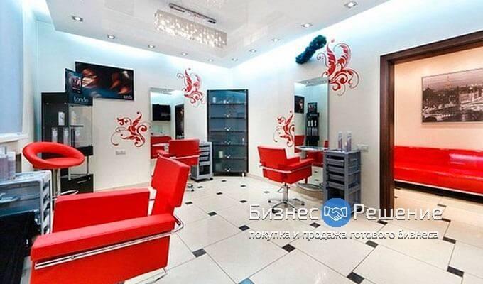 Студия наращивания волос с оптово-розничным магазином
