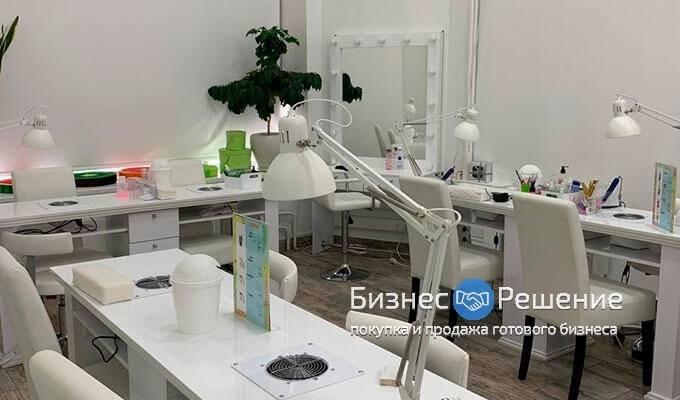 Студия красоты в самом центре Москвы