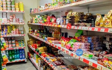 Продуктовый магазин с широким ассортиментом в ЦАО