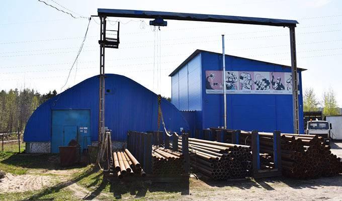 Производство стальных баллонов малого и среднего объема