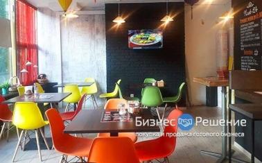 Кафе восточной и вьетнамской кухни в ЦАО