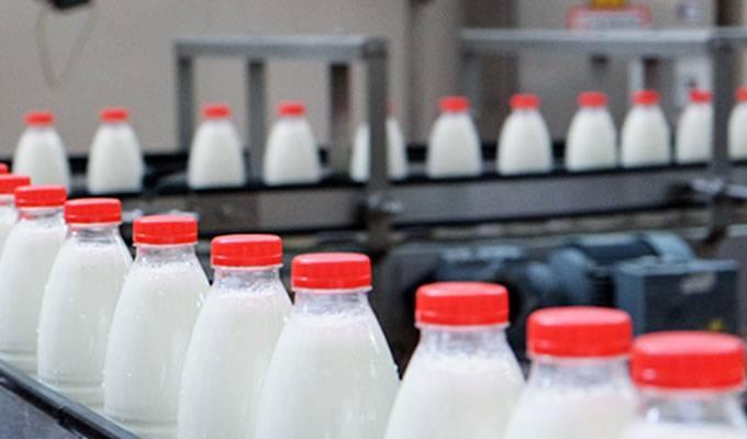 Молочный завод в ближайшем Подмосковье