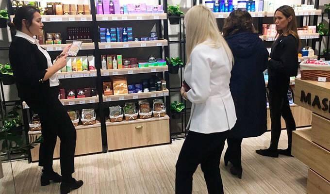 Сеть магазинов корейской косметики