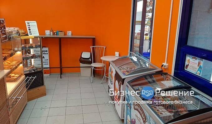 Пекарня по известной франшизе (ВАО)